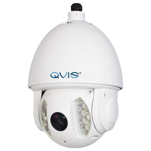 QVIS Pan Tilt Zoom CCTV Camera